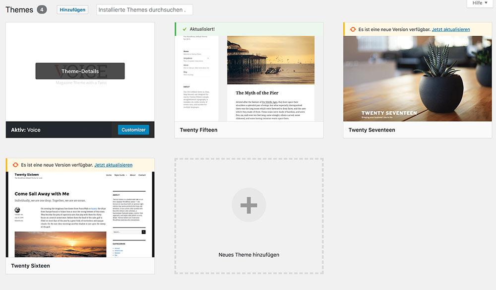 wordpress fix white screen 4 - Anleitung: Wie reparier ich WordPress wenn nur noch eine weisse Seite angezeigt wird?