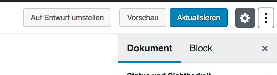 wordpress gutenberg funktionen - Anleitung: Wie verwende ich den WordPress Editor Gutenberg?