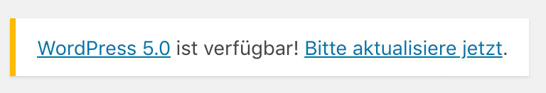 wordpress5 gutenberg 00 - WordPress 5 Bebo inkls Gutenberg wurde soeben veröffentlicht