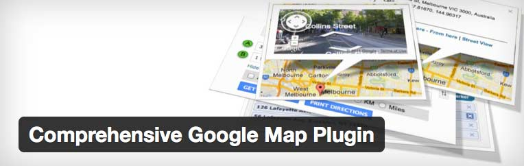 Comprehensive Google Maps WordPress Plugin