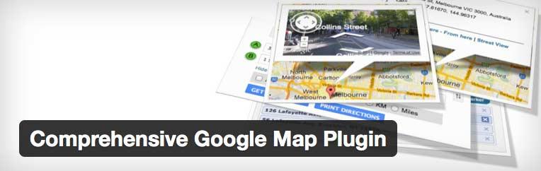 Comprehensive Google Maps WordPress Plugin