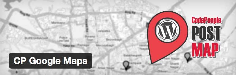 CP Google Maps WordPress Plugin