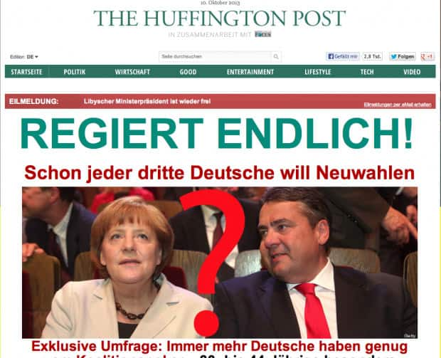 the huffington post deutschland - Blog