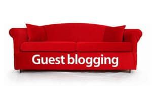 Sind Gastbeiträge schädlich für den Blog?
