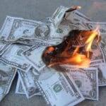 geld verbrennen 150x150 - Twitter – das unterschätzte Instrument