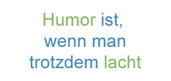 humor - Witz des Tages