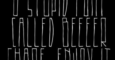 beeeer-free-font