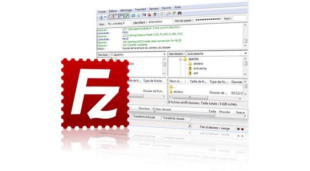 filezilla montage - Achtung vor Filezilla 3.9.x - Finger weg !