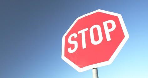 stoppschild - WordPress 5 Bebo inkls Gutenberg wurde soeben veröffentlicht