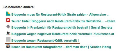 The Huffington Post hat den Chefblogger verlinkt