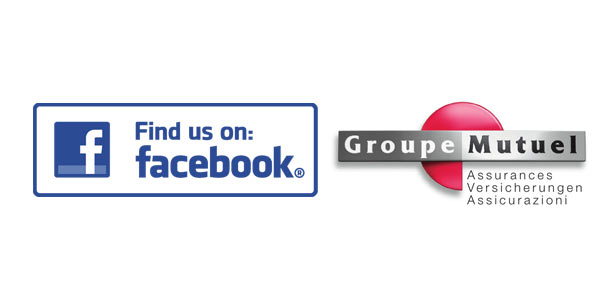 Die Daten-Schock Kampagne von der Groupe Mutuel Versicherung