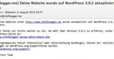 wordpress-392-sicherheitsupdate