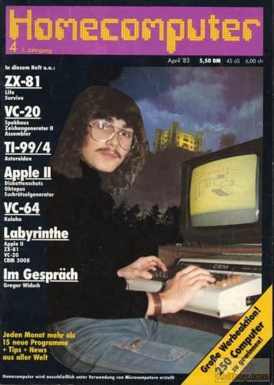 Tag des Internets - Lustige Cover von Computerzeitschriften