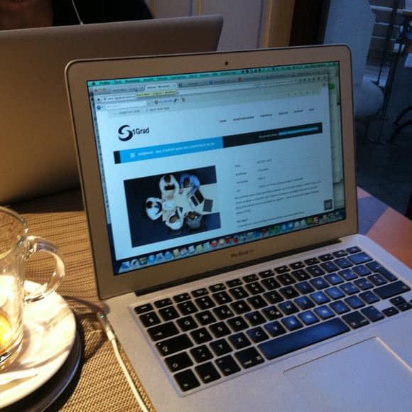 Mein coWorking Test in Konstanz
