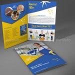 mockup Cleaning Services Company Bi Fold Brochure 150x150 - Adventskalender Aktion: Webinare zum 1/2 Preis
