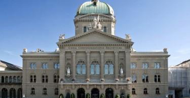 Bundeshaus Schweiz - Bild: Wikipedia