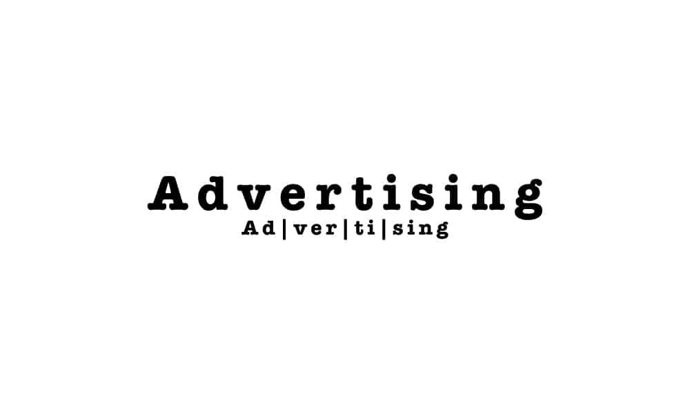 advertising werbung - Blog