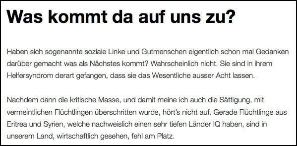 marcel toeltl zitat - Der SVP Politiker und der klassiche Bloggerfehler