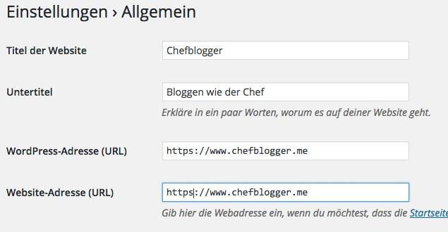 anleitung ssl wordpress 3 - Anleitung: Wie rüstet man WordPress mit einer SSL Verschlüsselung auf