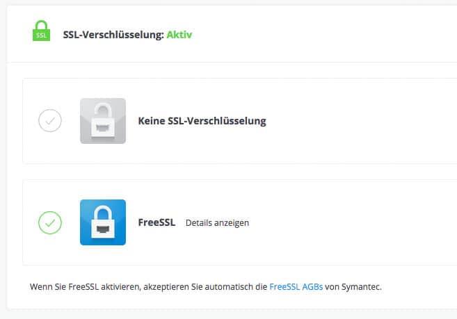 hostpoint ssl backend routine - Hostpoint bietet gratis SSL Verschlüsselung an