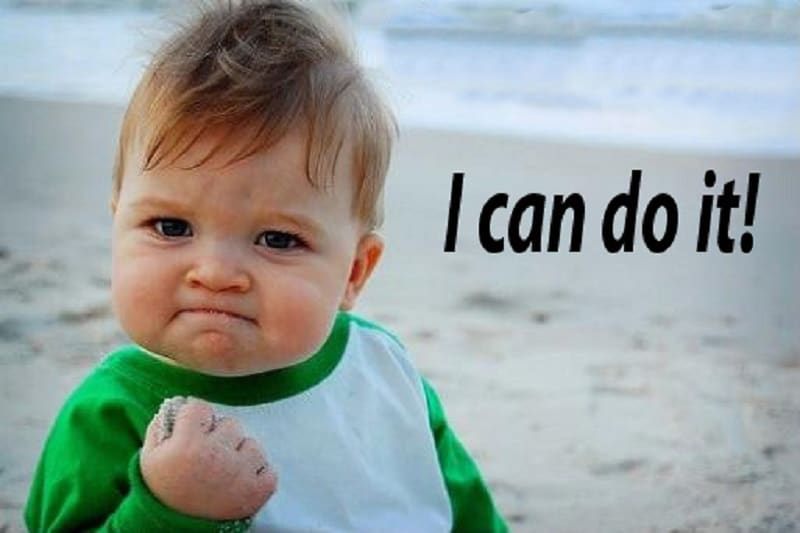 I can do it - Blog