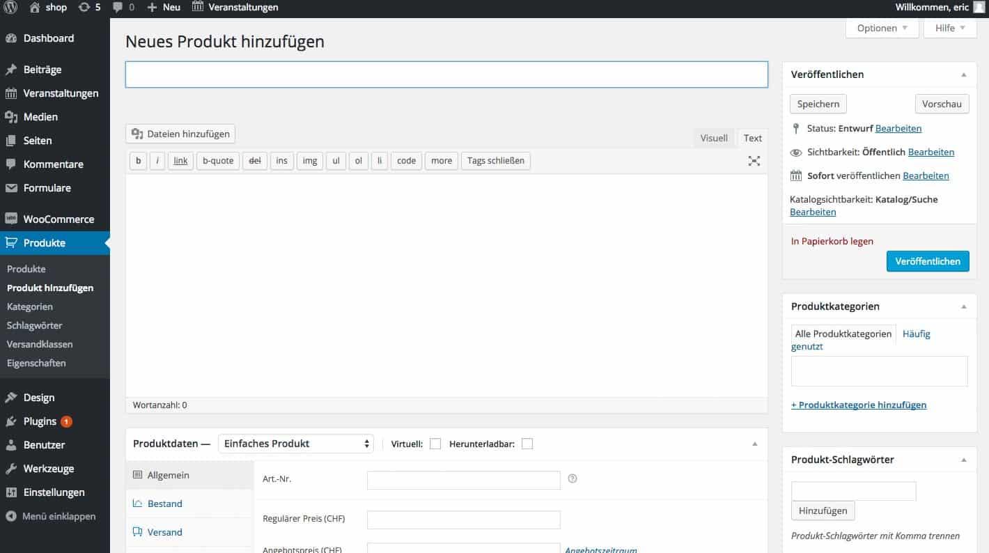 wordpress-woocommerce-anleitung-neues-produkt-hinzufuegen