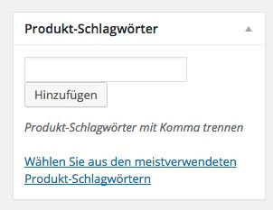 wordpress-woocommerce-produkt-schlagwoerter