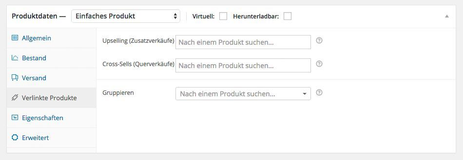 wordpress-woocommerce-produkt-upselling-crossselling