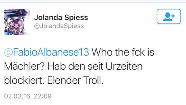 jolanda spiess hegglin tweet - Wenn die Blogkritik fruchtet - Jolanda Spiess-Hegglin Blog