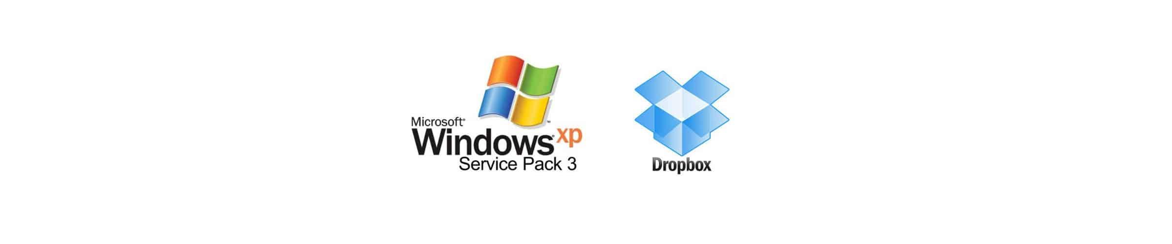 Dropbox stellt Windows XP Unterstützung ein