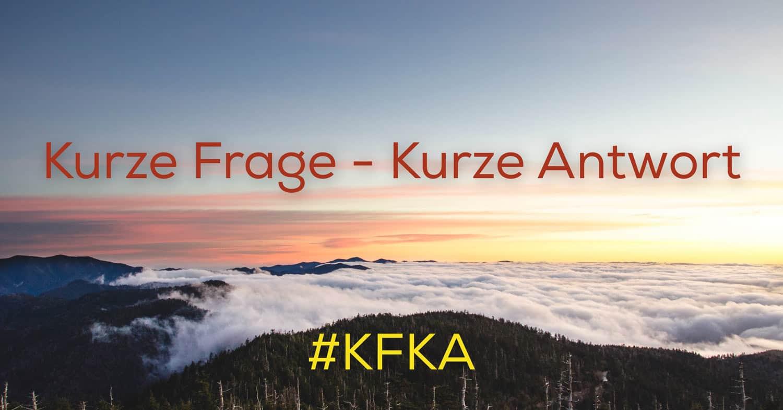 Was halte ich von Snapchat #KFKA