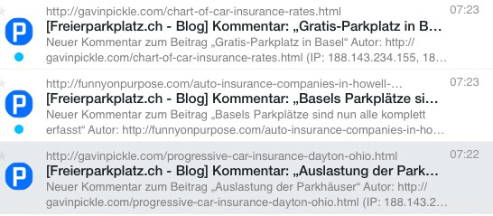 wordpress-spam-kommentare-mail