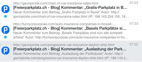 wordpress spam kommentare mail - Wie schütz ich mich vor SPAM Kommentare / E-Mails #KFKA