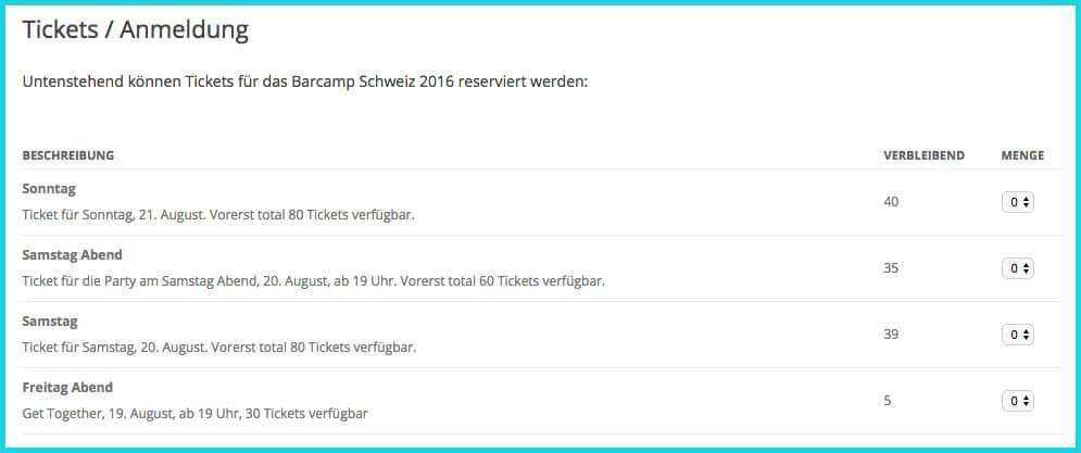 barcamp schweiz 2016 tix - Barcamp Schweiz 2016 - bist du dabei?