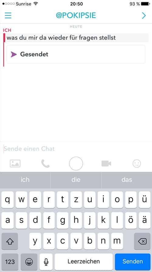 snapchat-chat-speichern