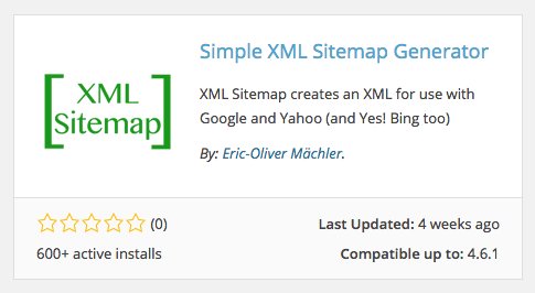 screenshot-simple-xml-sitemapg-generator