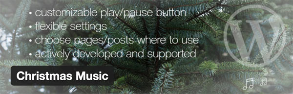 wordpress plugin christmas 6 - Die Besten Weihnachts & Advents Plugins für WordPress