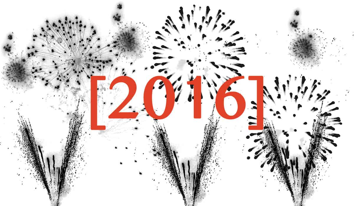 Jahresrückblick 2016 – Ein extrem spannendes Jahr ging zu Ende