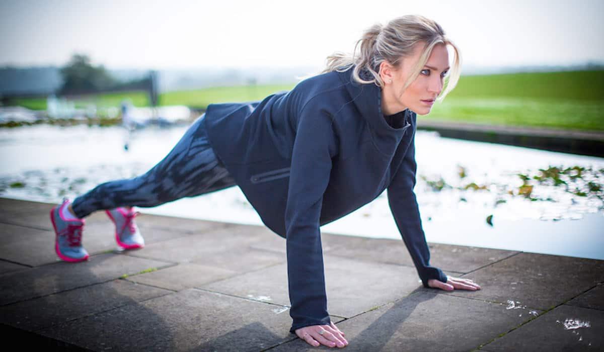 Wie Fitness-Bloggerinnen ihre Fotos faken