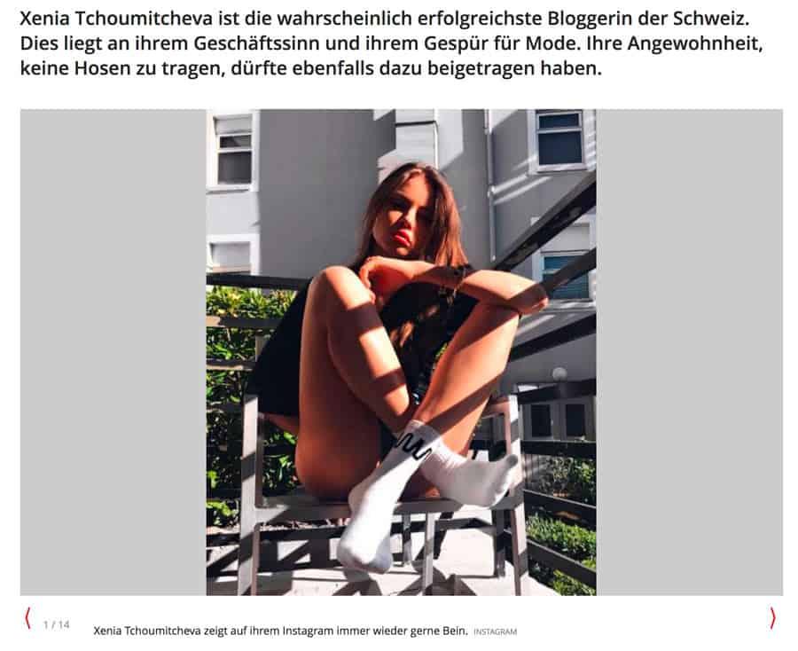 xenia bloggerin tipp - Hört auf zu bloggen - es bringt nix