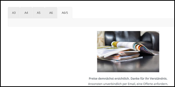 schlechte webseite druckereien 4 - Warum schlechte Webseiten eben doch Kunden vertreiben