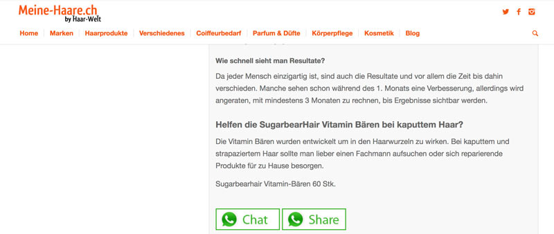 quick whatsapp 5 - Neues Plugin: Quick WhatsApp