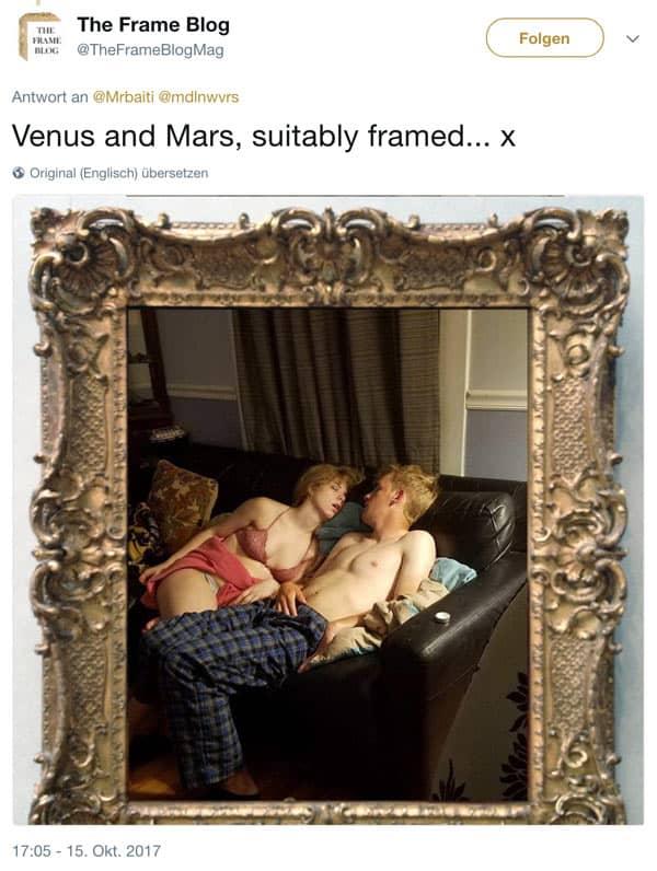 twitter bild spaghetiddy 5 - Viraler Twitter-Hit - Zwei schlafende und besoffene auf dem Sofa