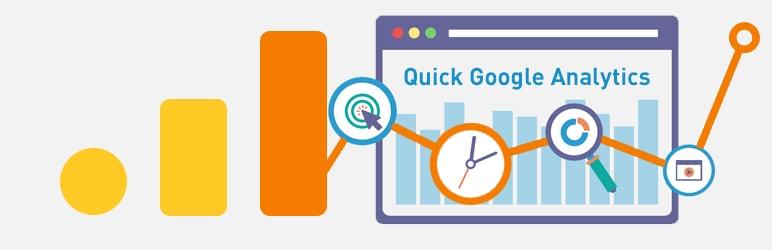 wordpress plugin quick google analytics - Blog