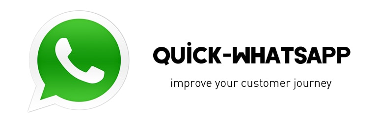 quick whatsapp wordpress plugin - Blog