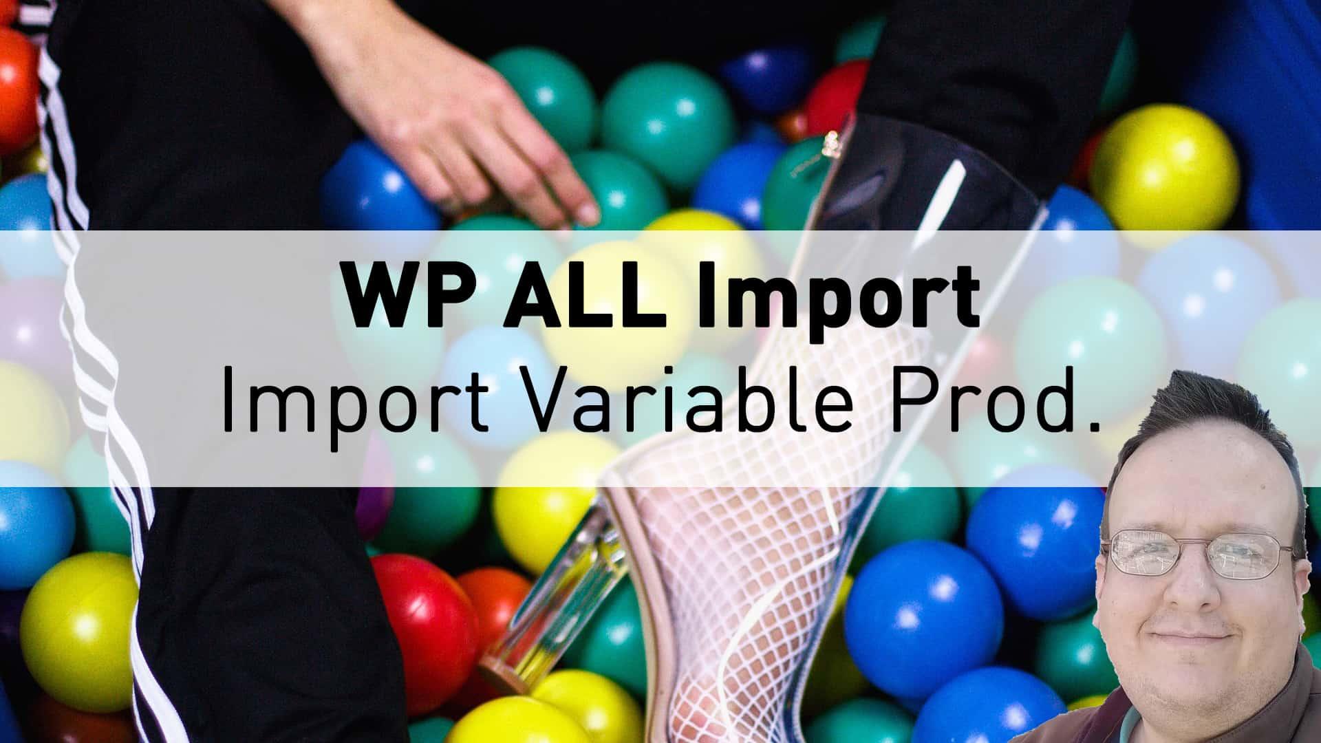 Wie kann ich mit WP ALL Import Variable Produkte einfach importieren