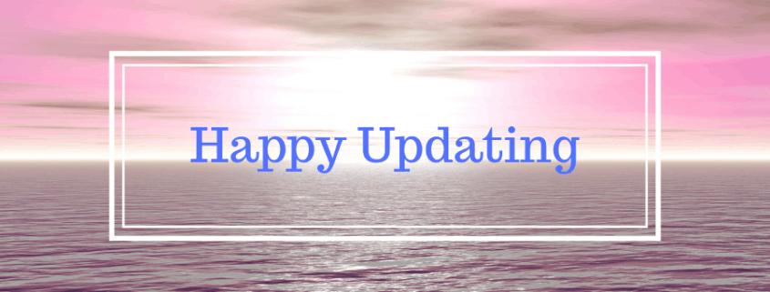 Happy Updating 845x321 - WooCommerce und WordPress 5.x zum Update freigegeben.