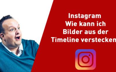 instagram wie versteck ich bilder in der timeline 400x250 - Blog