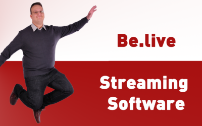 Be.Live / belive.tv – Professional LIVE Streaming Software