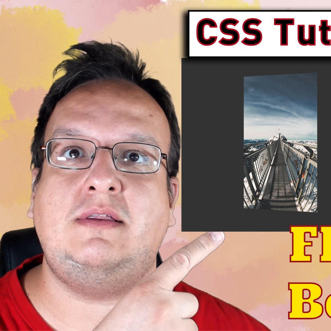 CSS Flip Box Effekt (Nur CSS und HTML) [Anleitung / Tutorial]